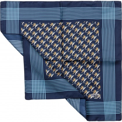 Patterned Pocket square CG Kade / Accessoires CG Kade