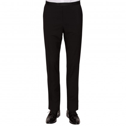 CG ARCHIEBALD tuxedo trouser made from new wool / Hose/trousers T-Archiebald